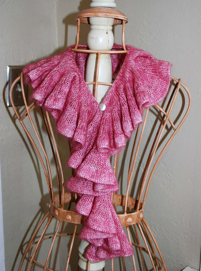 Best Of Romantic Ruffle Scarf – the Piper S Girls Ruffle Scarf Of Unique 50 Pics Ruffle Scarf