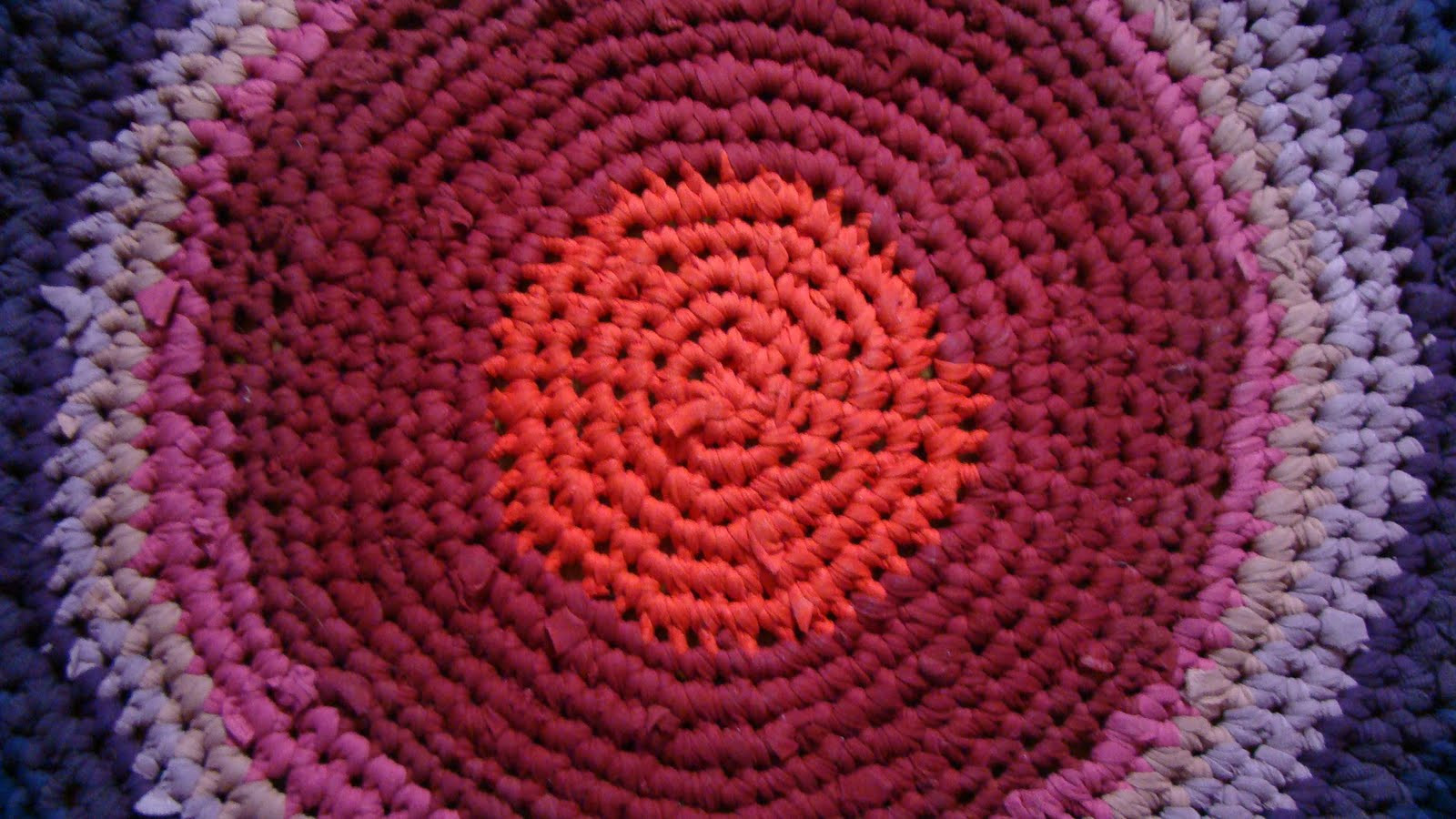 Best Of Roving Around Crafts Crocheted Rug Crochet Rug with Fabric Strips Of Adorable 46 Images Crochet Rug with Fabric Strips