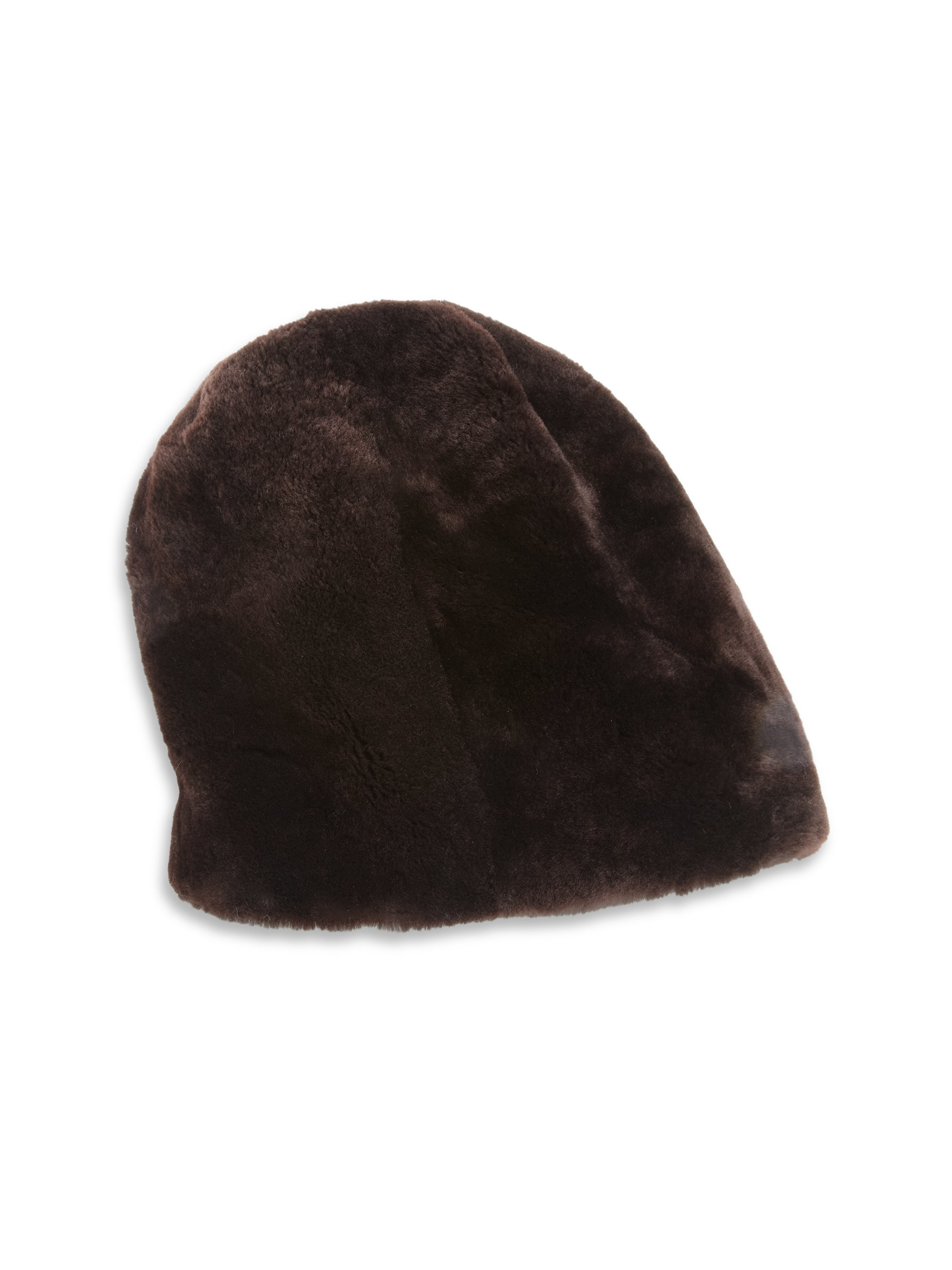 Best Of Saks Fifth Avenue Lamb Fur Hat In Brown Lamb Hat Of Awesome 46 Images Lamb Hat