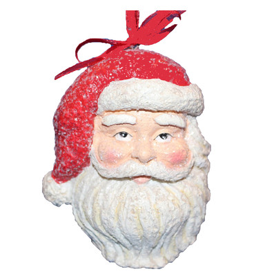 Best Of Santa Face Hanging Christmas ornament by Hallmark Santa Face ornaments Of Great 48 Photos Santa Face ornaments