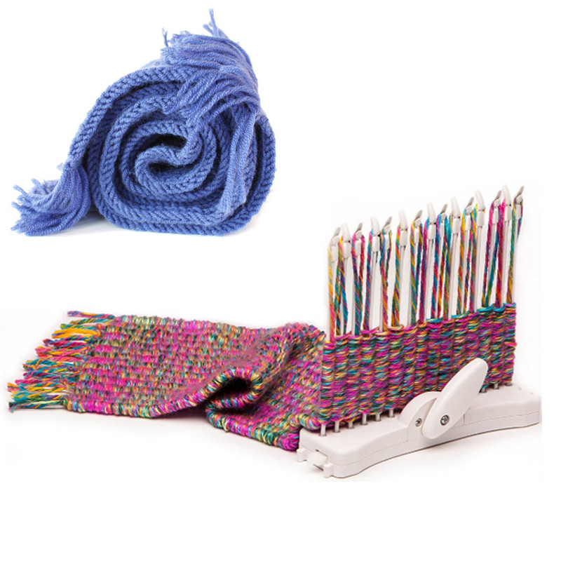 Best Of Scarf Knitting Machine Knitting Loom Knit Hobby tool Kits Scarf Loom Of Top 41 Pictures Scarf Loom