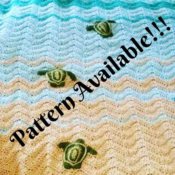 Best Of Sea Turtle Crochet Blanket Pattern Only From Sea Turtle Crochet Blanket Pattern Of Beautiful Premier Sea Turtle Blanket Free Download – Premier Yarns Sea Turtle Crochet Blanket Pattern