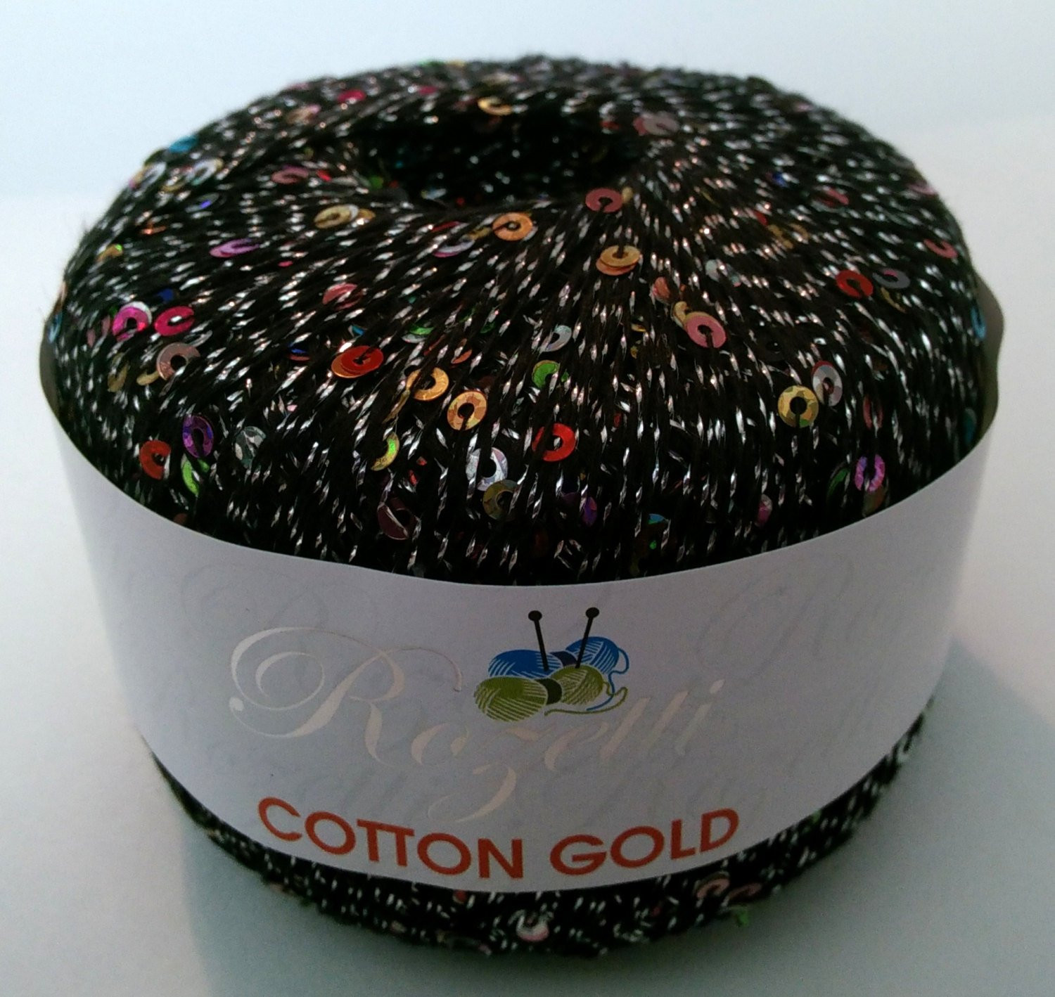 Best Of Sequin Yarn Cotton Yarn Rozetti Yarn Cotton Gold Black W Black and Gold Yarn Of Superb 46 Images Black and Gold Yarn