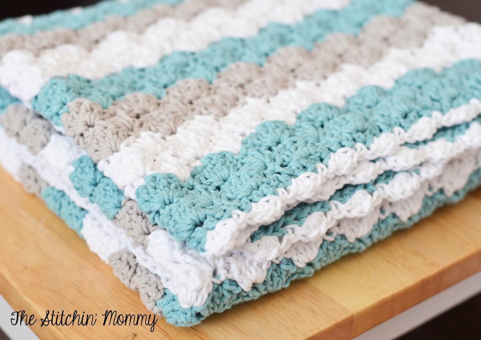 Best Of Shell Stitch Baby Blanket Free Pattern Shell Baby Blanket Of Superb 42 Images Shell Baby Blanket