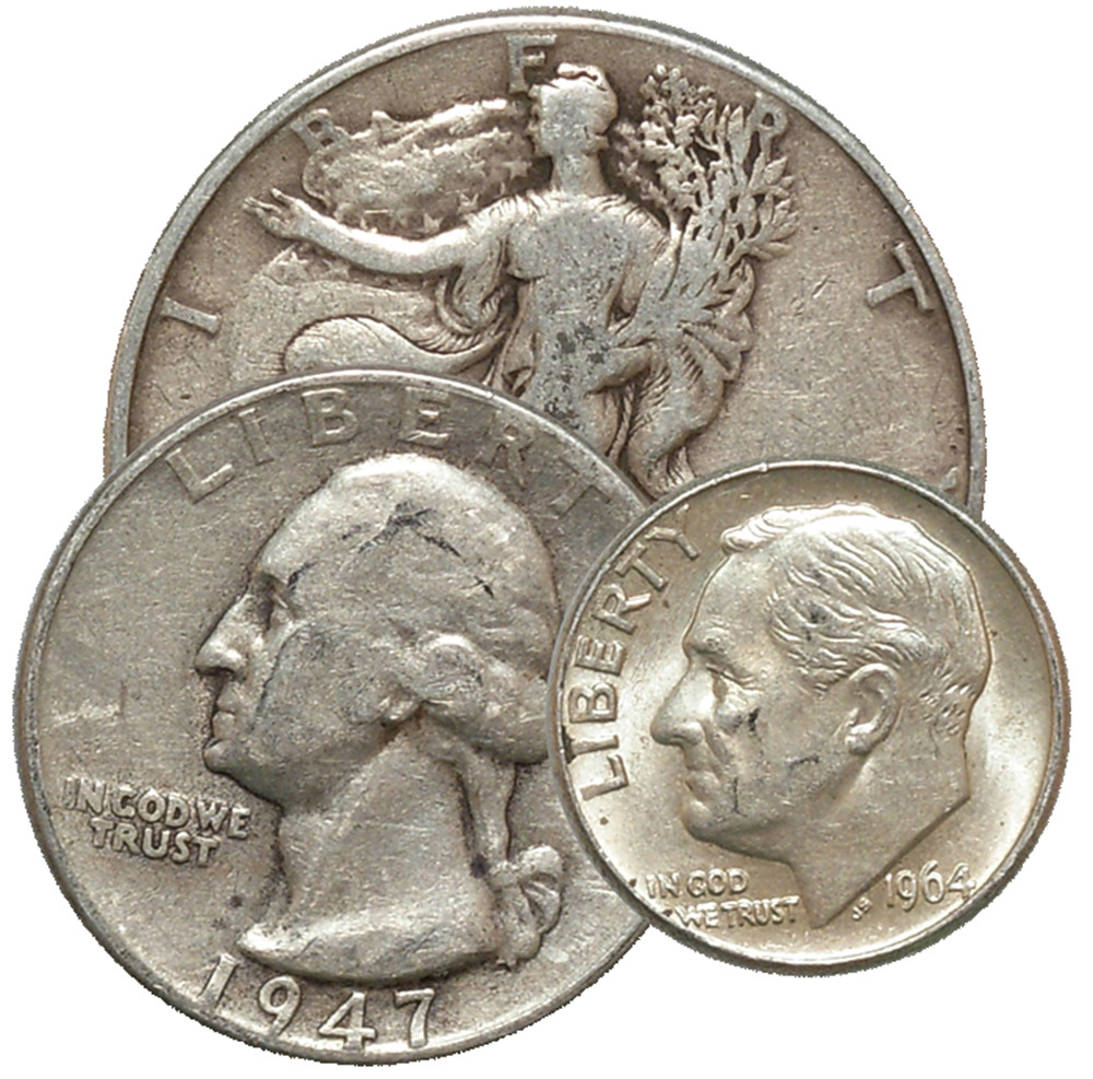Best Of Silver Coins Average Circulated $100 Face Value Bag Price Of Silver Quarters Of Adorable 42 Ideas Price Of Silver Quarters