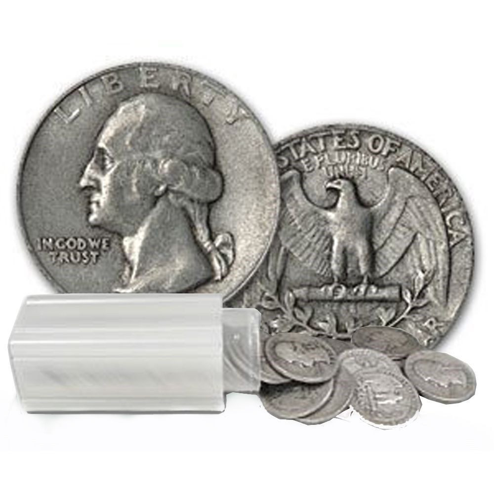 Best Of Silver Washington Quarters Roll Of 40 $10 Face Price Of Silver Quarters Of Adorable 42 Ideas Price Of Silver Quarters