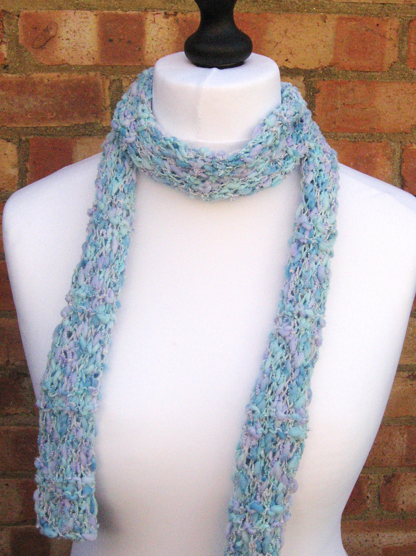 Simple Summer Scarf Pattern