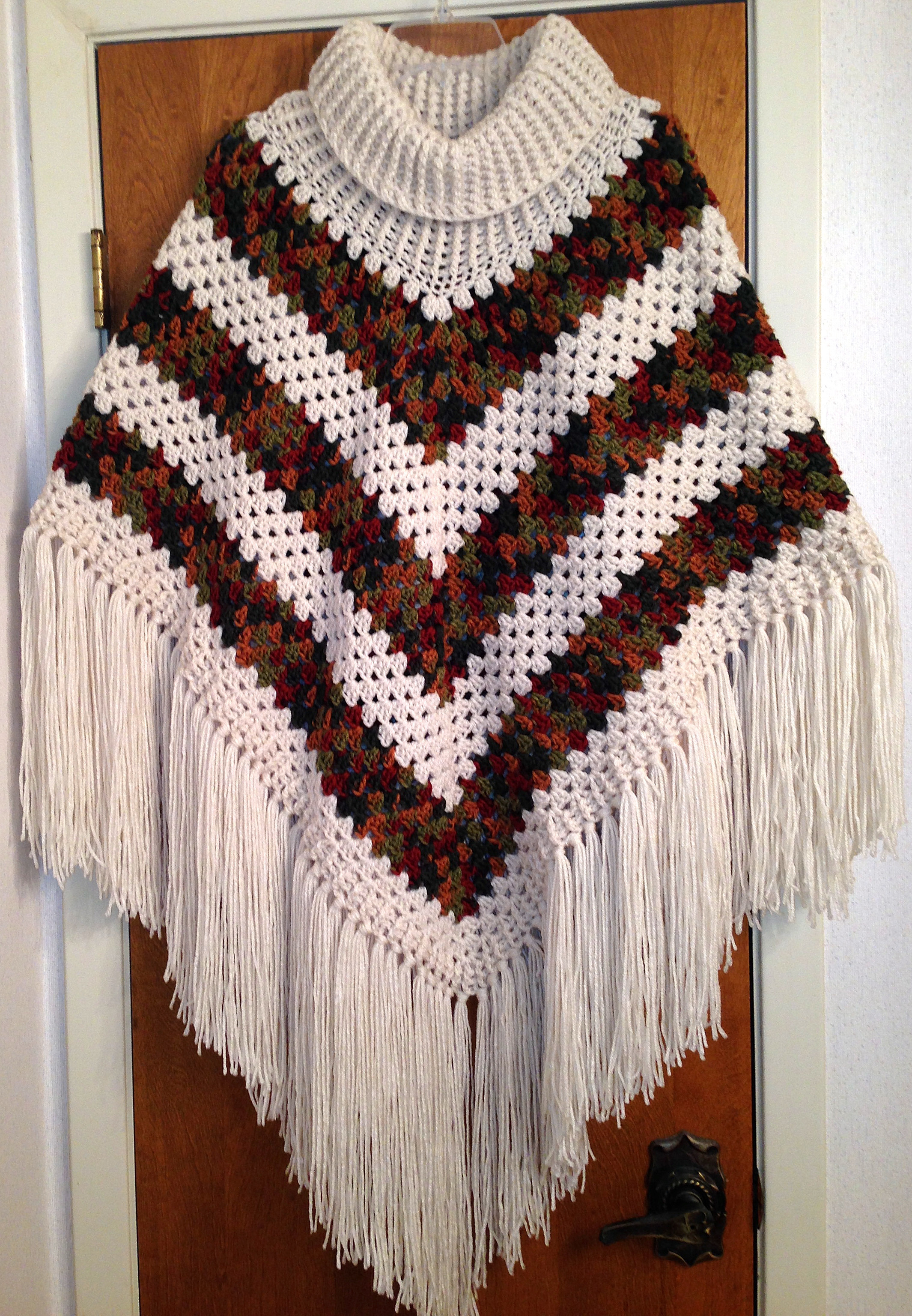 Best Of Simply Crochet Cowl Neck Poncho Crochet Cowl Neck Poncho Of Beautiful 44 Pics Crochet Cowl Neck Poncho