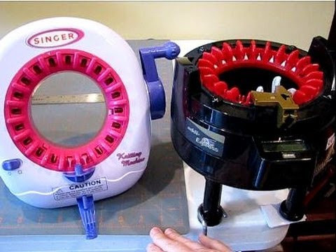 Best Of Singer Knitting Machine Demo Review Pared to Addi Pro Addi King Knitting Machine Of Top 49 Photos Addi King Knitting Machine