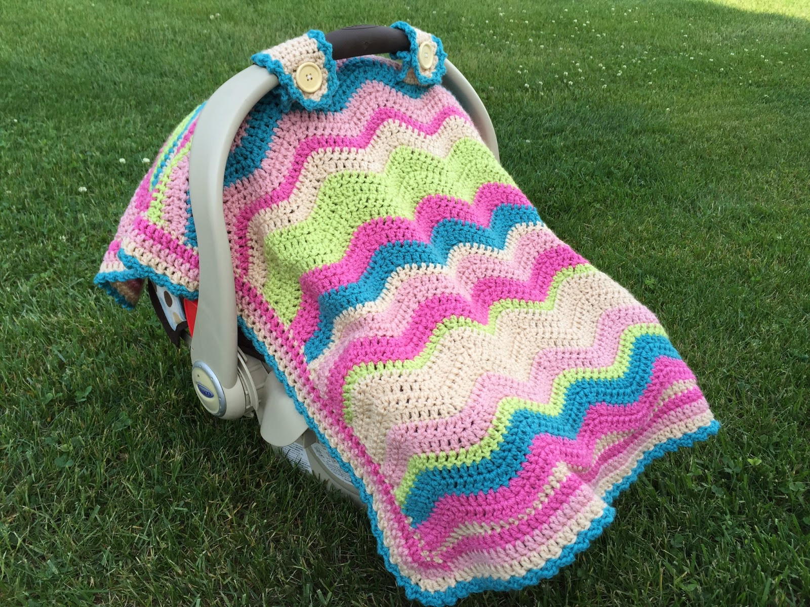 Best Of Skein and Hook Pattern Release Emerson Car Seat Cover or Crochet Car Seat Cover Of Gorgeous 44 Images Crochet Car Seat Cover
