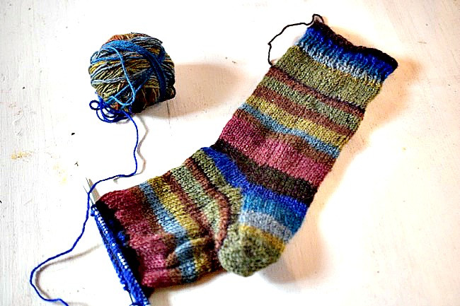 Best Of sock It to Me How I M Keeping Busy My 1929 Charmer Self Striping sock Yarn Of Superb 41 Ideas Self Striping sock Yarn
