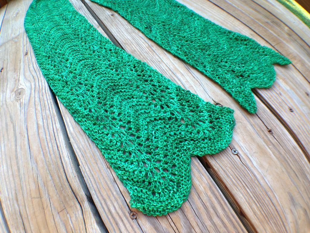 Best Of sock Yarn 7 Patterns that Prove It S Not Just for socks Lace Knit Scarf Of Delightful 46 Images Lace Knit Scarf