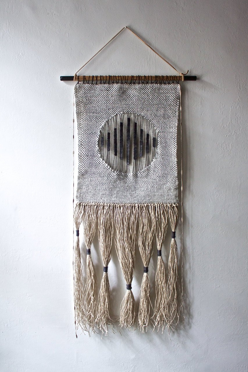 Best Of sold Woven Wall Hanging Tapestry Weaving In Neutrals Black Weaving Wall Hanging Of Brilliant 43 Models Weaving Wall Hanging