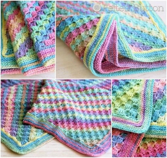 Best Of Spring Into Summer Crochet Blanket Easy Free Pattern Baby Blankets for Summer Of Gorgeous 48 Pictures Baby Blankets for Summer