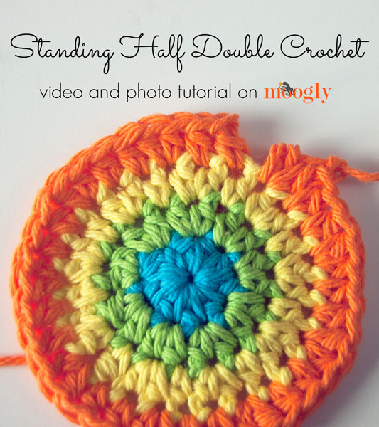 Best Of Standing Half Double Crochet Moogly Dc Crochet Stitch Of Gorgeous 46 Images Dc Crochet Stitch