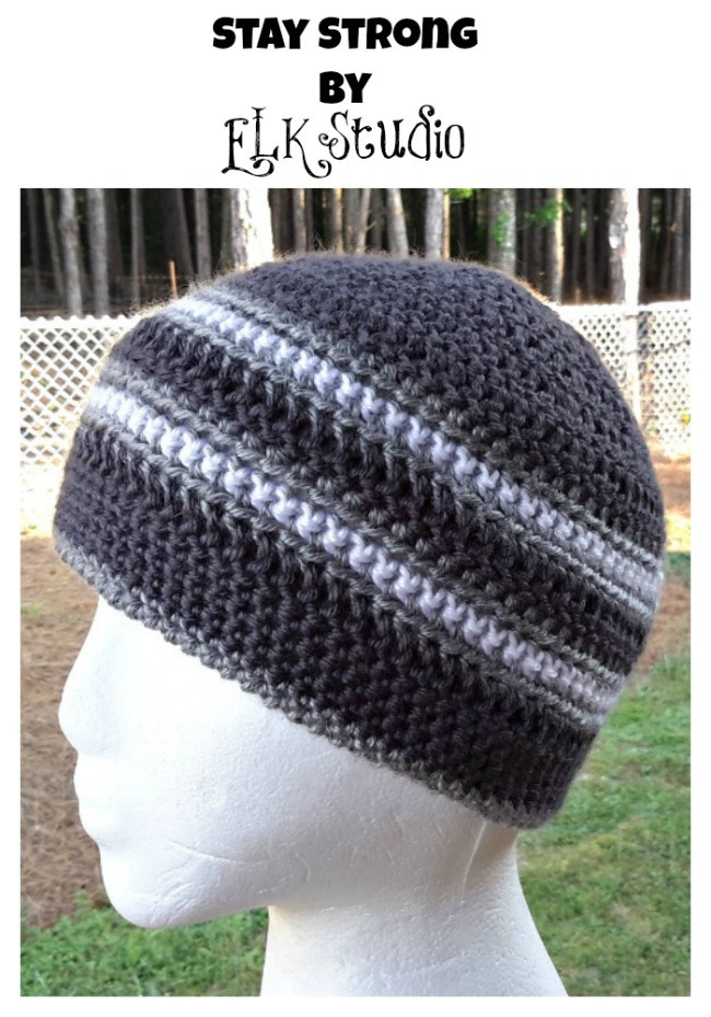 Best Of Stay Strong Beanie Free Crochet Pattern Crochet Chemo Hats Patterns Of Marvelous 45 Ideas Crochet Chemo Hats Patterns