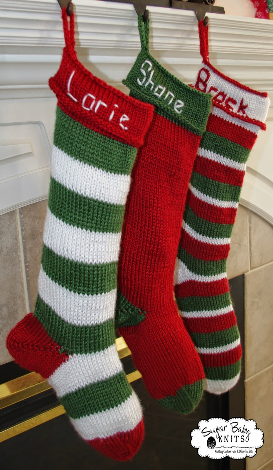 Best Of Sugar Baby Knits New Personalized Knit Stocking Pattern Knit Stocking Pattern Of Attractive 47 Pictures Knit Stocking Pattern