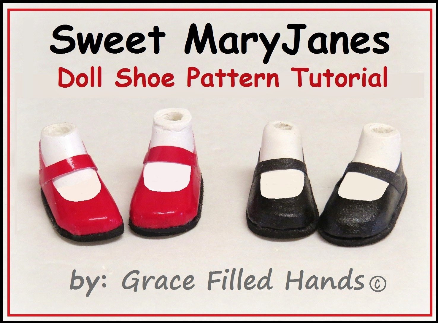 Best Of Sweet Maryjane No Sew Doll Shoes Pattern Pdf Pictorial Doll Shoes Pattern Of Lovely 46 Pictures Doll Shoes Pattern