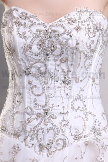 Best Of the Gallery for Embroidery Designs for Wedding Dresses Wedding Embroidery Designs Of Wonderful 48 Photos Wedding Embroidery Designs