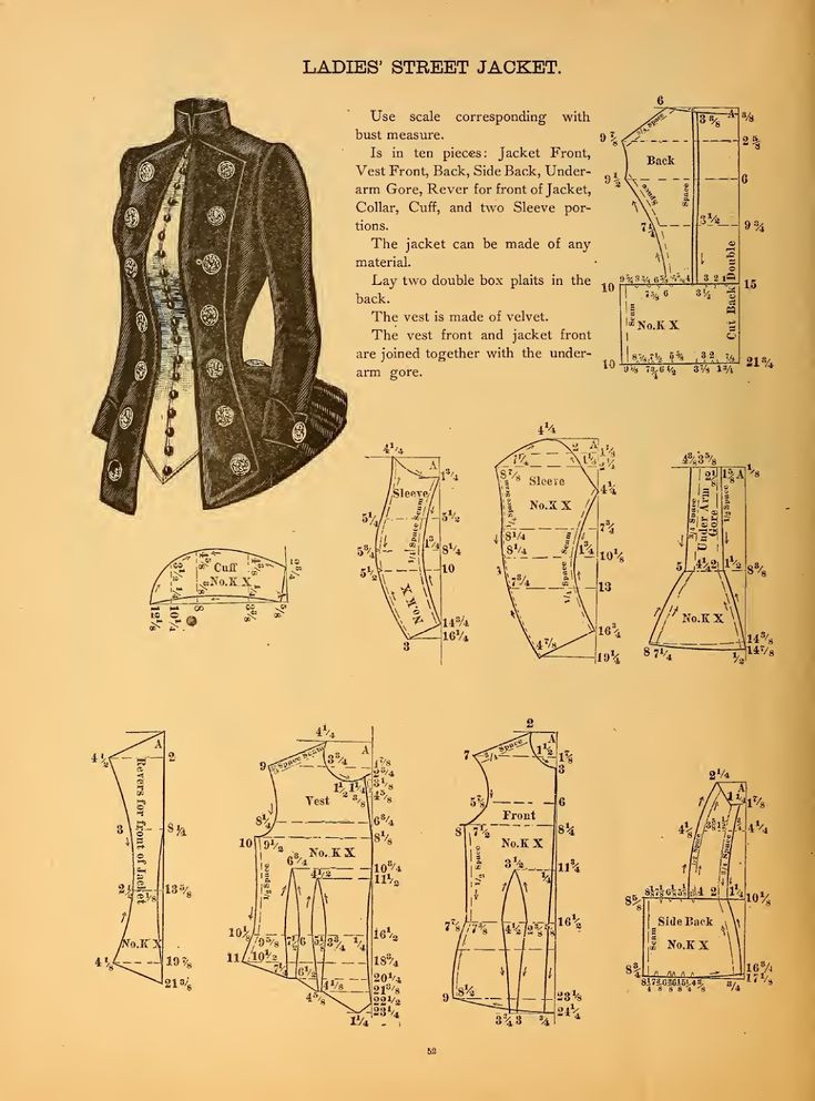 The national garment cutter book of diagrams Goldsberry