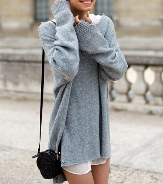 Best Of the Oversized Cashmere Pullover Facha Big Comfy Sweaters Of New 50 Pics Big Comfy Sweaters