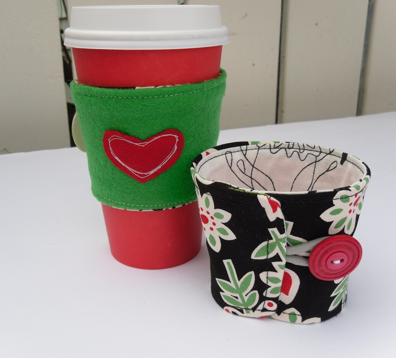 Best Of the Sewing Dork Make Your Own Coffee Cozy Coffee Cup Cozy Of Awesome 47 Images Coffee Cup Cozy