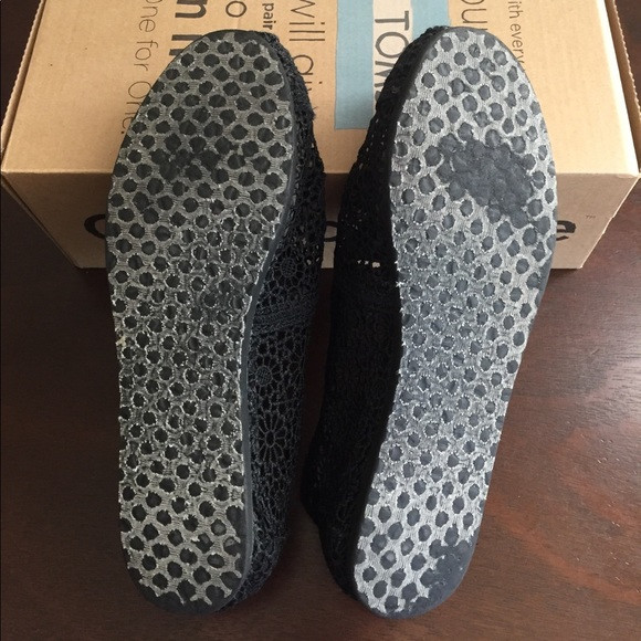 Best Of toms 🖤toms Black Crochet 8 Fits 8 5 From Krista⚡️ S Black Crochet toms Of Brilliant 48 Pictures Black Crochet toms