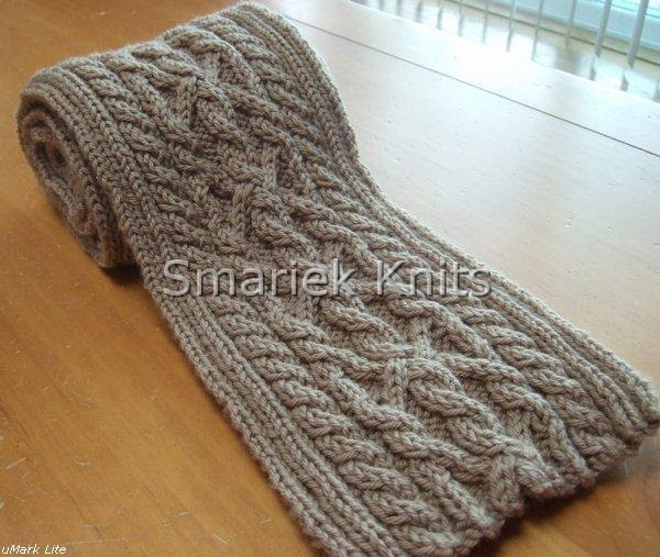 Best Of Triumph Cable Scarf Pattern Smariek Knits Cable Scarf Pattern Of Attractive 46 Pics Cable Scarf Pattern