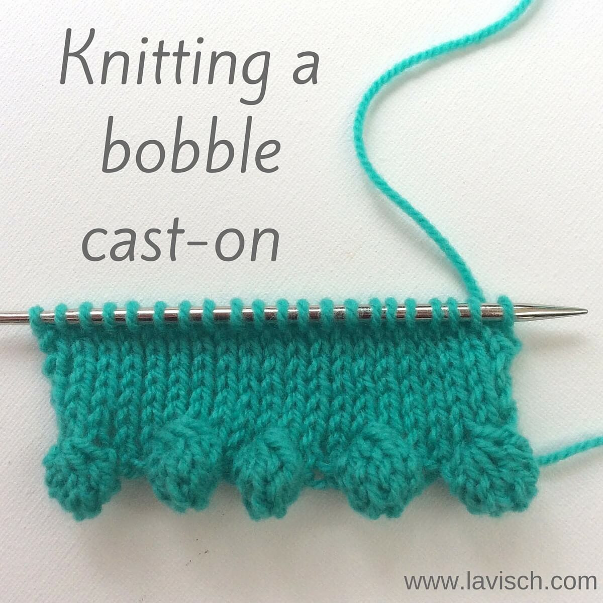 Best Of Tutorial Knitting A Bobble Cast On La Visch Designs Knitting Sites Of Great 40 Ideas Knitting Sites