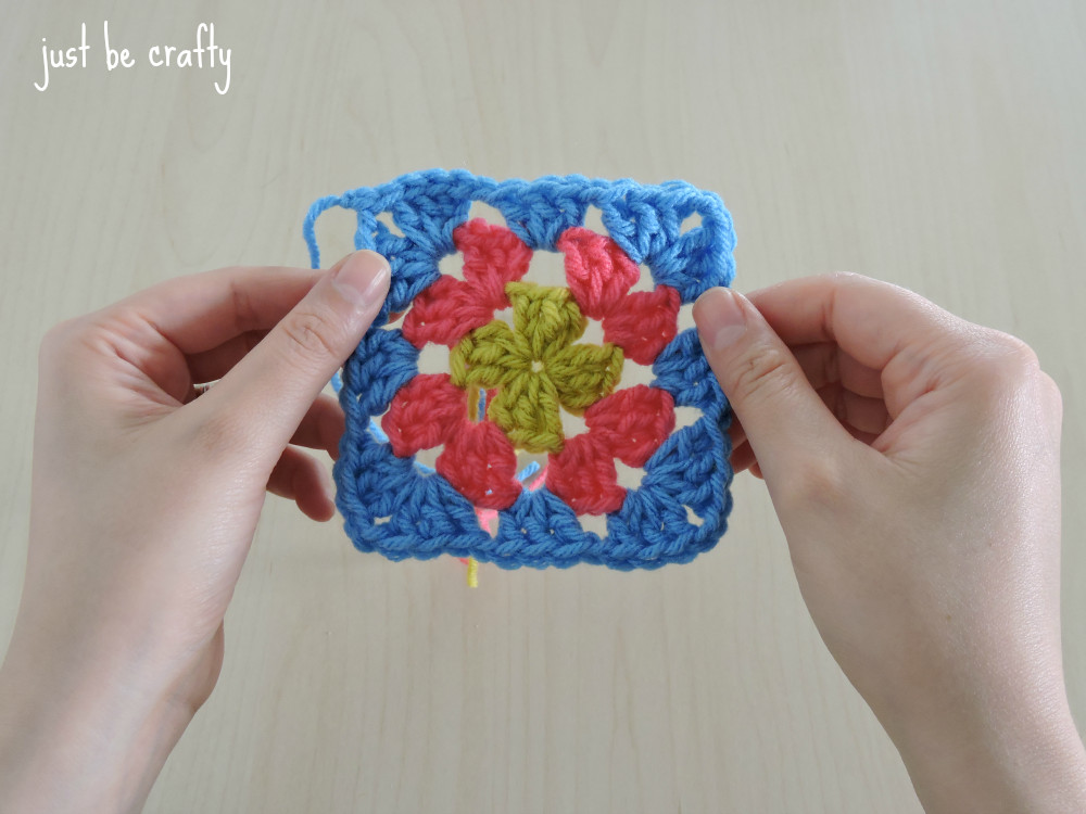 Best Of Tutorial Tuesday the Basic Granny Square Just Be Crafty Granny Square Tutorial Of Charming 40 Ideas Granny Square Tutorial