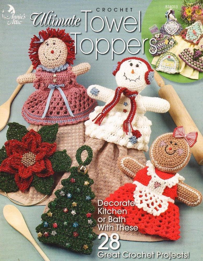 Best Of Ultimate towel toppers Annie S attic Crochet Pattern Annie's attic Crochet Of Lovely 45 Pics Annie's attic Crochet