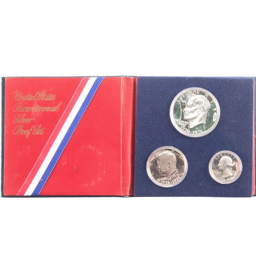 Best Of United States Bicentennial Silver Proof Set Ebth Us Bicentennial Silver Proof Set Of Beautiful 42 Images Us Bicentennial Silver Proof Set