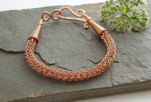 Best Of Viking Knitting Technique Perfecting the Jewelry Making Viking Wire Weaving Of Gorgeous 43 Images Viking Wire Weaving
