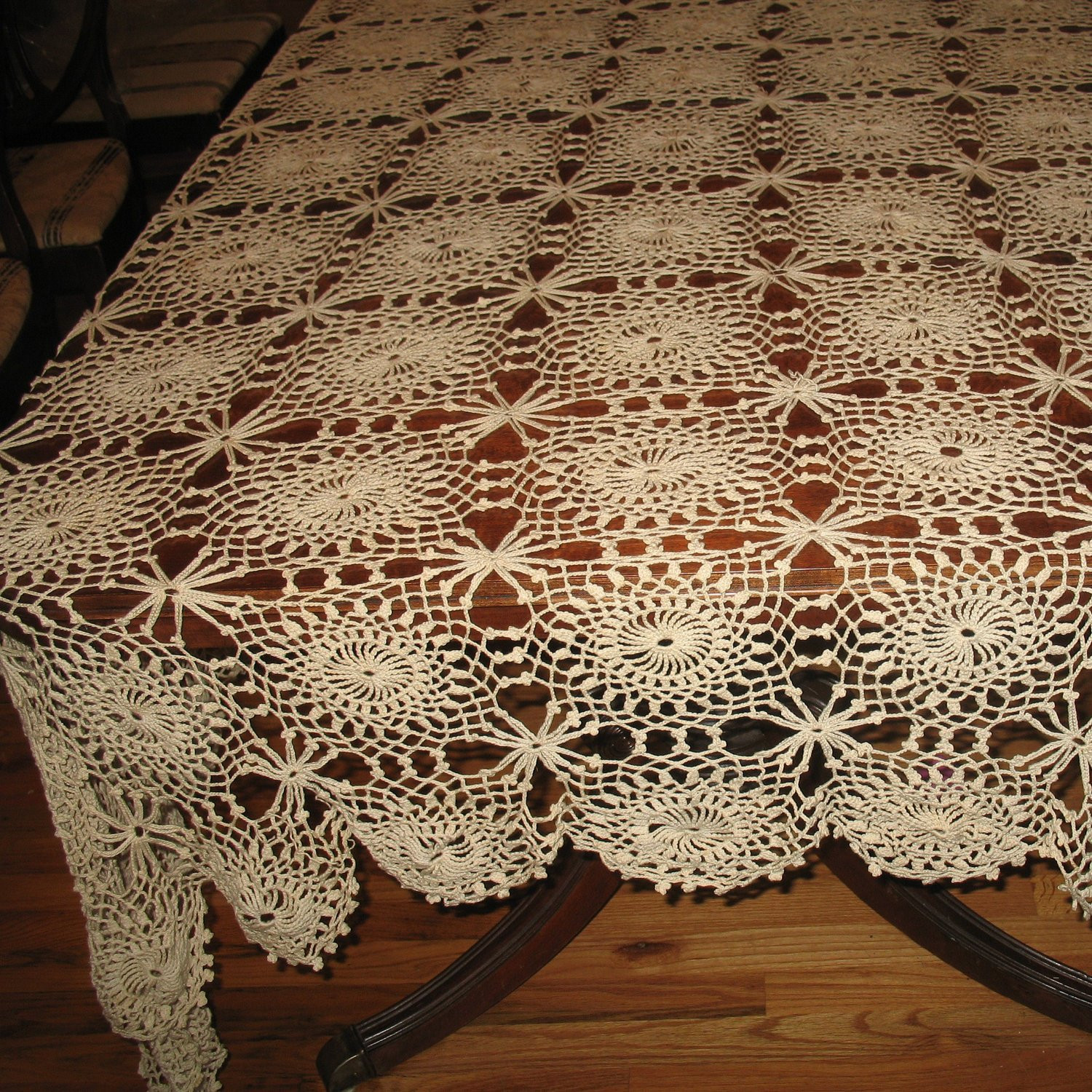 Best Of Vintage Hand Crocheted Tablecloth Lacy Crochet Tablecloth Lacy Crochet Of Innovative 50 Pics Lacy Crochet