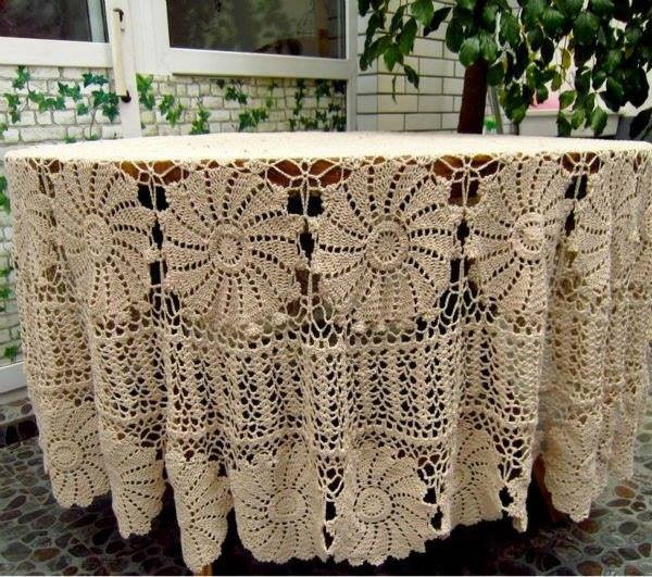 Best Of Vintage Handmade Crochet Tablecloth Perfect Plumber Of Utah Handmade Crochet Of Delightful 40 Pics Handmade Crochet