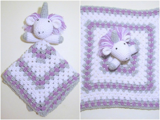 Best Of We Love Unicorns • Lovecrochet Blog Crochet Unicorn Blanket Pattern Of Marvelous 48 Photos Crochet Unicorn Blanket Pattern
