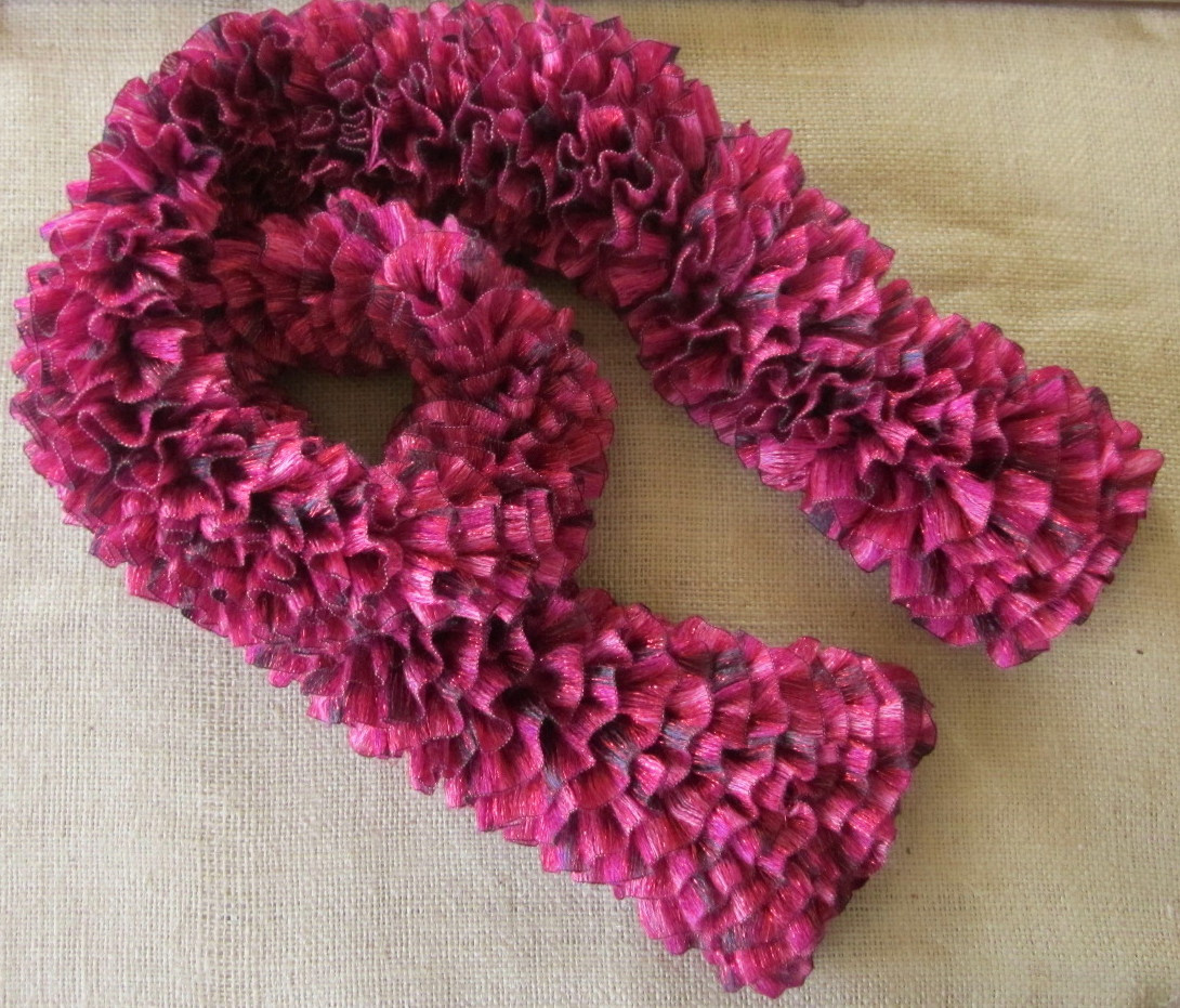 Best Of Wendylynn S Paper Whims Red Heart Boutique Ribbons Yarn Scarf Yarn Scarf Of Attractive 49 Photos Yarn Scarf