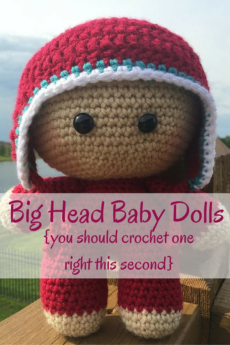 Best Of What is A Big Head Baby Doll and why You Should Crochet E Crochet Baby Doll Of Wonderful 48 Photos Crochet Baby Doll