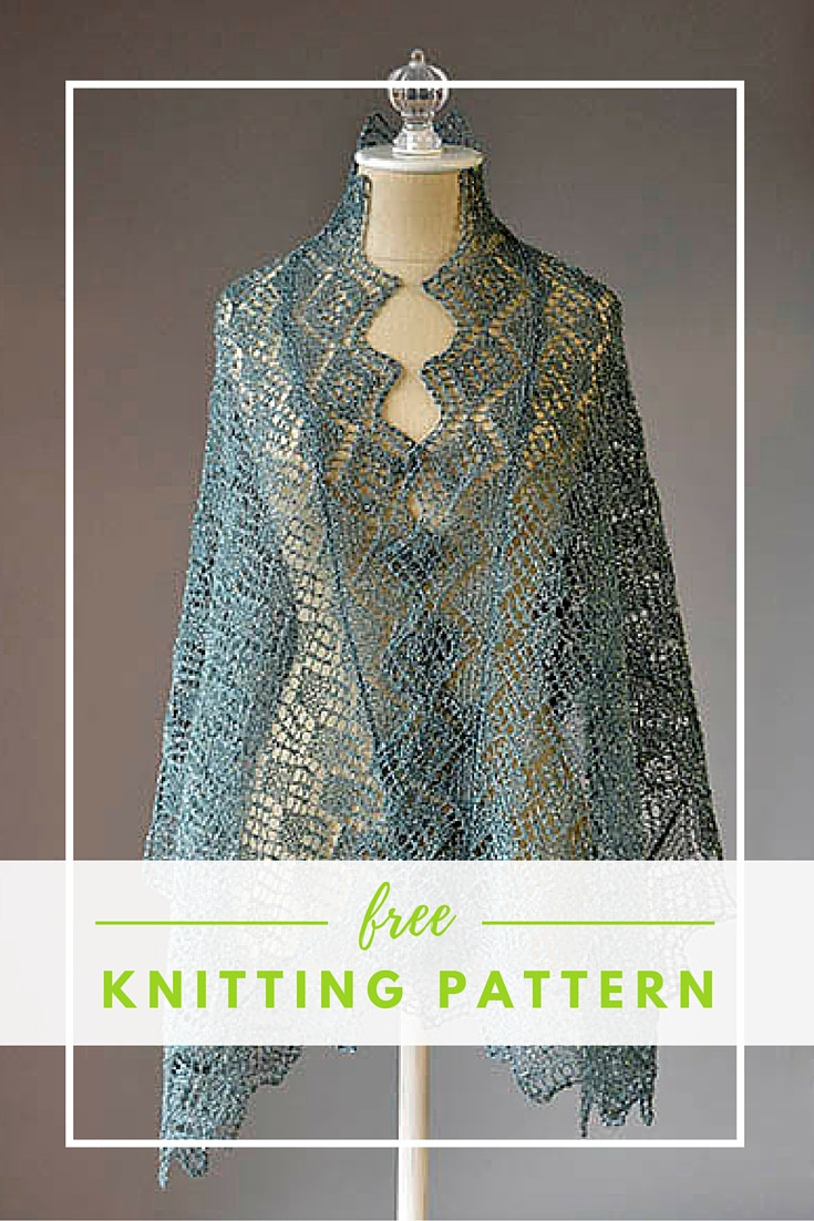 Best Of Whimsical Wrap Free Knitting Pattern — Blog Nobleknits Free Lace Knitting Patterns Of Great 49 Images Free Lace Knitting Patterns