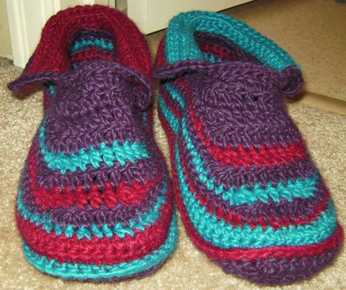 Best Of Women S Padded sole Slippers by Sue norrad This Pattern Crochet Slippers with soles Of New 43 Photos Crochet Slippers with soles