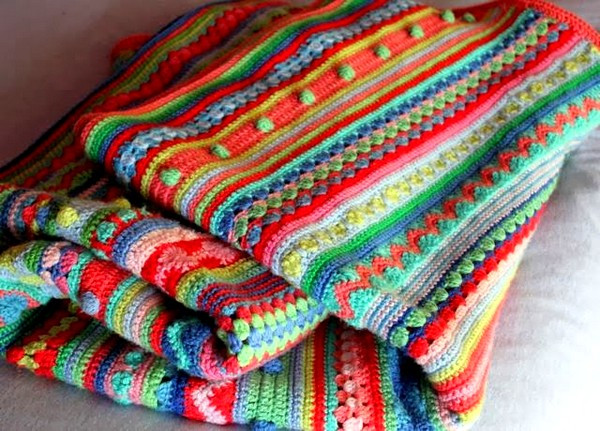 Best Of Wonderful Crochet Blankets Different Crochet Stitches for Blankets Of Innovative 40 Pictures Different Crochet Stitches for Blankets