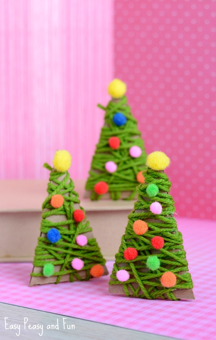 Best Of Yarn Wrapped Christmas Tree ornaments Easy Peasy and Fun Christmas Tree Balls Of Wonderful 50 Pictures Christmas Tree Balls