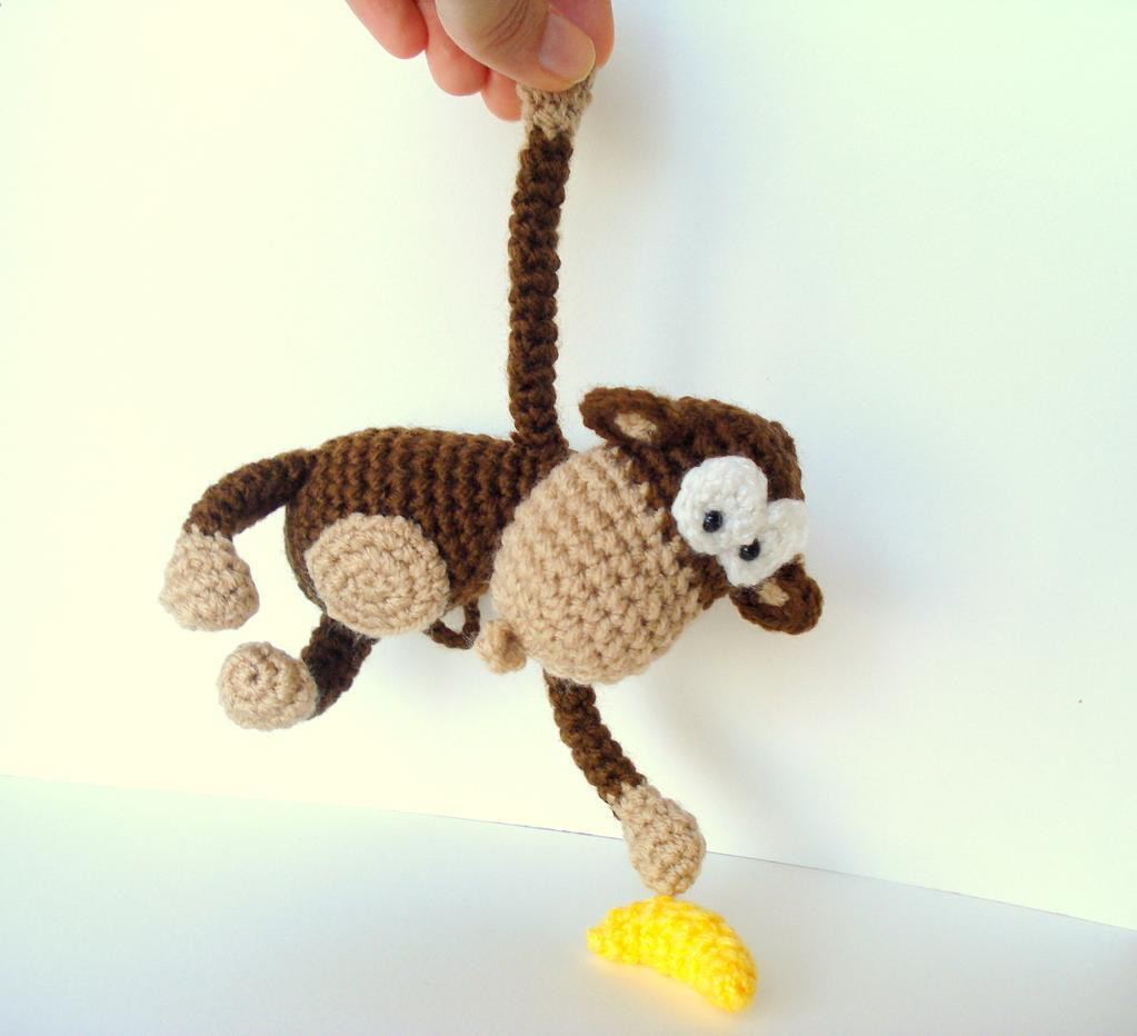 Best Of You Have to See Amigurumi Monkey Crocheted Monkey by Free Crochet Monkey Pattern Of Innovative 50 Ideas Free Crochet Monkey Pattern