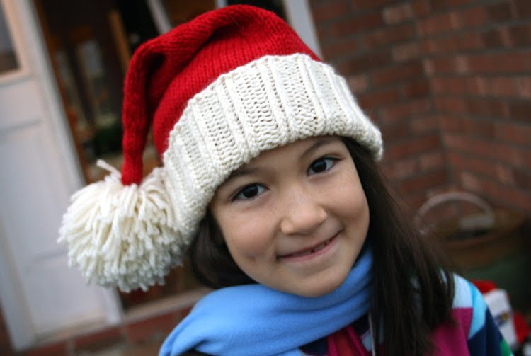 Best Of You Know How We Re An Art Family Santa Hat for Kids Knitted Santa Hat Of Fresh 50 Photos Knitted Santa Hat