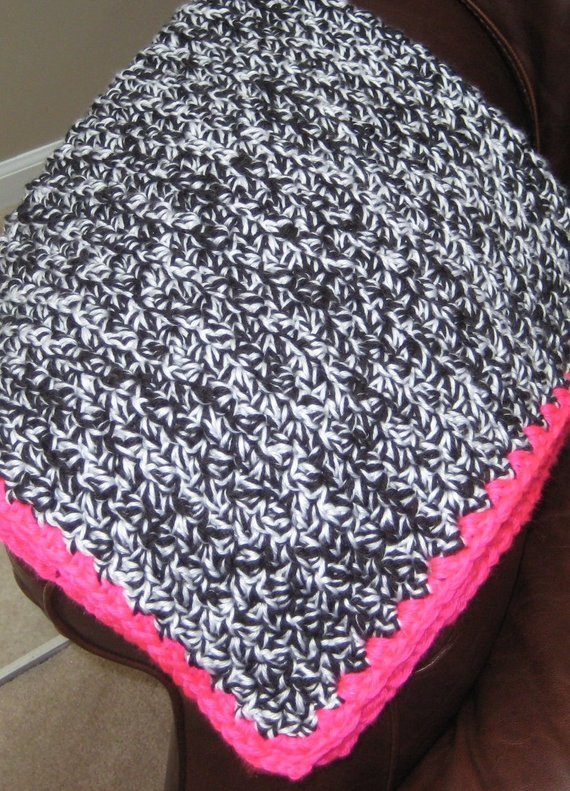 Best Of Zebra Print Baby Blanket Made with Caron Simply soft Yarn Caron Baby Yarn Of Superb 49 Ideas Caron Baby Yarn
