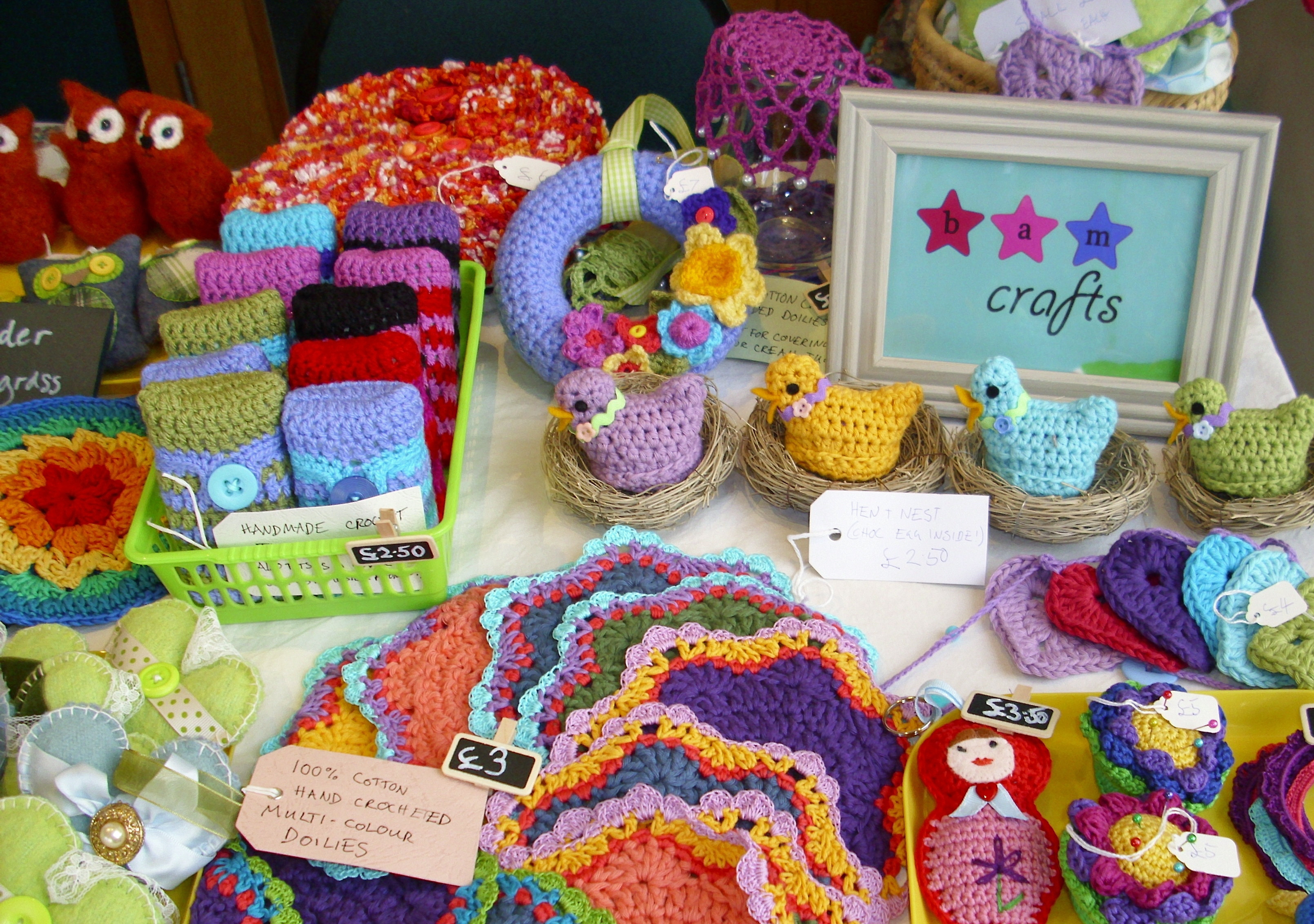 Best Selling Crochet Items Elegant Frames Magnets Crocheted Easteriness and Fifty Yes Of Top 50 Pictures Best Selling Crochet Items