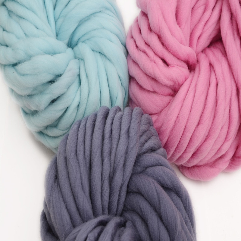 Big Wool Yarn Lovely Aliexpress Buy Korea Katie Fashion Thick Iceland Of Gorgeous 44 Images Big Wool Yarn