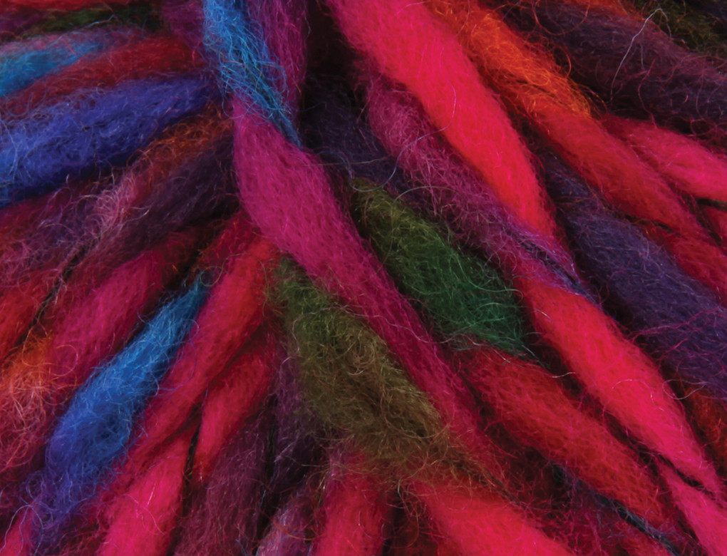 big wool colour
