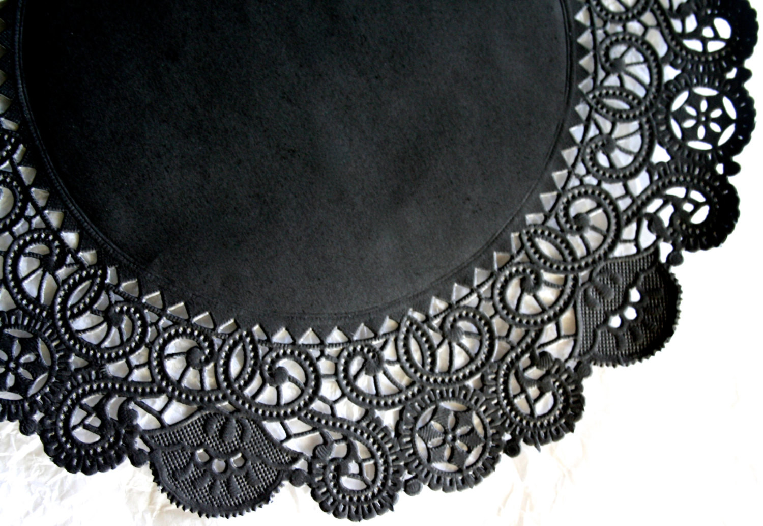 Black Paper Doilies Best Of 8 Black French Lace Paper Doilies Of Wonderful 42 Photos Black Paper Doilies