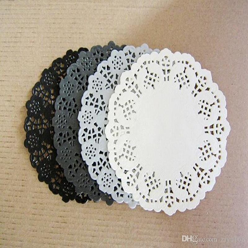 Black Paper Doilies Fresh 2019 4 5 Round Black Paper Lace Doilies Embossed Paper Of Wonderful 42 Photos Black Paper Doilies